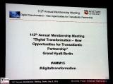 112th Annual Membership Meeting Digital Transformation New Opportunities for Transatlantic Partnership Berlin Germany Amcham