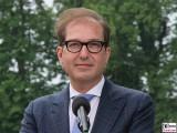 Alexander Dobrindt Gesicht face Kopf Promi BM Verkehr digitale Infrastruktur Kabinett Merkel Klausur Tagung Schloss Meseberg Gästehaus Bundesregierung CSU