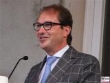 Alexander Dobrindt Gesicht face Promi Kopf Rede Schweizer Botschaft Berlin Soiree Suisse Gottardo Residenz