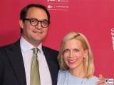 Alexander von Kalckreuth, Tamara von Nayhauss Gesicht Promi Gründer-Preis ZDF Zollernhof Berlin Unter den Linden Hauptstadt Studio MOMA-Studio
