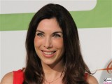 Alexandra Polzin Gesicht Promi GreenTec Awards Tempodrom Berlin