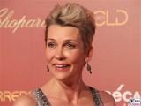 Alexandra Rietz Gesicht face Kopf Promi Jose Carreras Gala Hotel Estrell Berlin SAT.1GOLD Berichterstatter