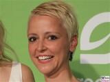 Alexia Osswald Gesicht Promi GreenTec Awards Tempodrom Berlin