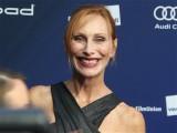 Andrea Sawatzki Gesicht Promi face blauer Teppich Verleihung Deutscher Schauspielpreis ZOO Palast Berlin Breitscheidplatz Berichterstattung TrendJam