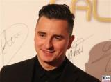 Andreas Gabalier Gesicht face Kopf Promi Jose Carreras Gala Hotel Estrell Berlin SAT.1GOLD Berichterstatter