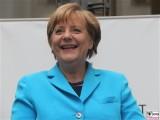 Angela Merkel Gesicht face Kanzlerin Kultursommernacht Vertretung des Landes Sachsen Anhalt beim Bund Berlin