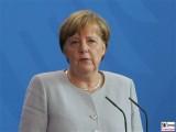 Angela Merkel Kopf Portrait Face Gesicht Präsident Frankreich Kanzleramt Berlin BREXIT