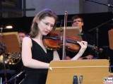 Anna Reszniak Gesicht Promi face Dirigent Nürnberger Symphoniker Classic Open Air Gendarmenmarkt