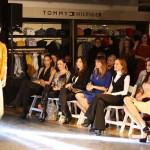 Annabelle Mandeng, Regina Halmich, Alexandra Polzin, Alexandra Kamp, Katja Flint, Joanna Tuczynska, Galeries Lafayette Berlin Event Frühling Sommer 2013 Friedrichstrasse 5