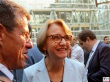 Anne-Marie Descôtes Gesicht Promi Botschafterin Frankreichs NRW Ministerin für Schule und Bildung des Landes Nordrhein-Westfalen Sommerfest 2019 Berlin Botschaft Berichterstattung Trendjam