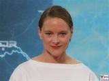 Anne Ratte Polle Gesicht Promi face Terminator Genisys Arnold Schwarzenegger Premiere Sony Center Berlin