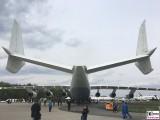 Antonov AN 225 Heck ILA Luft und Raumfahrt Ausstellung Berlin Schoenefeld airport Berichterstattung
