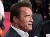 Arnold Schwarzenegger Gesicht rechts Promi face Terminator Genisys Arnold Schwarzenegger Premiere Sony Center Berlin