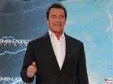 Arnold Schwarzenegger Promi Terminator Genisys Arnold Schwarzenegger Premiere Sony-Center Berlin