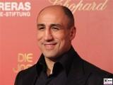 Arthur Abraham Gesicht face Kopf Promi Jose Carreras Gala Hotel Estrell Berlin SAT.1GOLD Berichterstatter