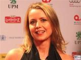 Astrid Frohloff Gesicht face Kopf Publishers Night Goldene Victoria VerlegerHauptstadtrepräsentanz Telekom Berichterstatter