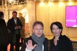 Axel Pape, Gioia Raspe Eröffnung Kino ZOO Palast Berlin Bikini Bayerische Hausbau