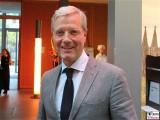 BM Norbert Röttgen Gesicht Promi Kopf Sommerfest Landesvertretung Nordrhein-Westfalen beim Bund Berlin Hiroshimastrasse Berichterstatter
