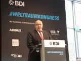 BM Peter Altmaier Rede 1.Weltraumkongress BDI Berlin 2019 Hauptstadt Berichterstattung TrendJam