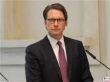 BMVI Andreas Scheuer Pressekonferenz im BMWi Wirtschaftsministerium Berlin Scharnhorststr Invalidenstr Berichterstattung TrendJam