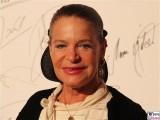 Barbara Engel Gesicht face Kopf Promi Jose Carreras Gala Hotel Estrell Berlin SAT.1GOLD Berichterstatter