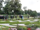 Barock Garten Diplomatisches-Corps-Schloss-Meseberg-Garten see-Berichterstatter