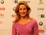 Bettina Cramer Gast Gesicht face Promi Goldene Victoria 2018 Preis VDZ Publishers Night 18 Gala der Zeitschriften Verleger Berichterstattung TrendJam