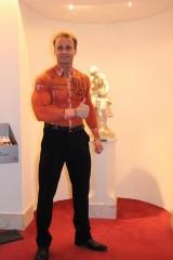 Body-Painting 13. Künstler gegen Aids GALA 2013 Stage Theater des Westens Berlin