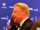 Boris Becker Gesicht links face Kopf Laureus World Sports Awards Berlin Sport Oscar