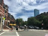 Boston, USA, Altstadt