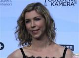 Brigitte Zeh Gesicht face Kopf Produzentenfest Produzentenallianz Regen Kongresshalle Hutschachtel WestBerlin Berichterstatter