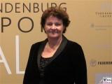 Britta Stark Gesicht face Kopf Sport Gala Landtagspraesidentin Potsdam Metropolishalle Berichterstatter