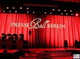 Buehne Ballsaal Presse Ball Berlin Hotel Maritim Stauffenbergstrasse Berichterstatter