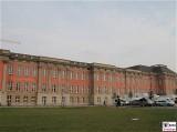 Ceci n'est pas un château Dies ist kein Schloss Landtagswahl Potsdam 14.September 2014 Stadtschloss
