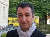 Cem Özdemir Gesicht Face Kopf Amnesty Deutschland Verleihung Menschenrechtspreis Maxim Gorki Theater Berlin