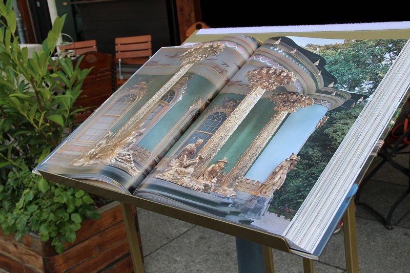 Chinesisches Teehaus Potsdam XXL Kunst Architektur Landschaft h f ullmann Verlag 2013