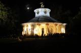Chinesisches Teehaus nachts Park Sanssouci XV Potsdamer Schloessernacht Potsdam