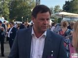 Christian Goerke Gesicht face Promi LINKE Brandenburger Sommerabend Potsdam Schiffbauergasse Berichterstattung