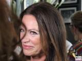 Christine Neubauer Gesicht Promi face lachen Parfum Kretschmer Marriott Berlin Potsdamer Platz