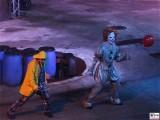 Clown Horror Nacht Filmpark Babelsberg Potsdam Untote Mumien Mutationen Daemonen Berichterstattung TrendJam