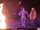 Clown Horrornacht Filmpark Babelsberg Potsdam Untote Mumien Mutationen Daemonen Berichterstattung TrendJam