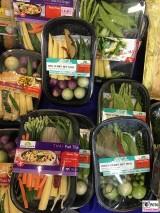 Convenience Food Fruit Logistica Messe Gelaende Berlin unter dem Funkturm Berichterstatter