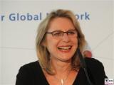 Cornelia Yzer Gesicht Face Kopf Lachen Senatorin AmCham Germany Berlin #digitaltransformation