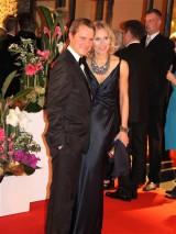 Daniel Bahr, Judy Bahr 20. Jubiläums Operngala Deutsche AIDS-Stiftung Berlin