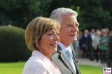 Daniela Schadt Bundespräsident Joachim Gauck Bürgerfest 2014 beim Bundespräsidenten im Schloss Bellevue