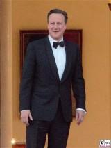 David Cameron Promi Queen Besuch Schloss Bellevue Staatsbankett Berlin