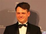 David Deissner Gesicht face Kopf Promi Atlantik-Bruecke Atlantik Ball Hotel Interconti Berlin Berichterstatter