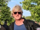 Detlef Buck Gesicht face Kopf Sonnenallee Produzentenfest Sommerparty Produzentenallianz Summerparty Kongresshalle WestBerlin Berichterstatter