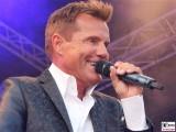 Dieter Bohlen Gesicht Promi face Lachen Gesang Eroeffnung CLINTON Großhandels GmbH Dahlewitz Hoppegarten Berlin