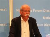 Dieter Zetsche Gesicht Portrait Kopf Diesel Gipfel Daimler AG, BMVI Berlin Invalidenstrasse Berichterstatter